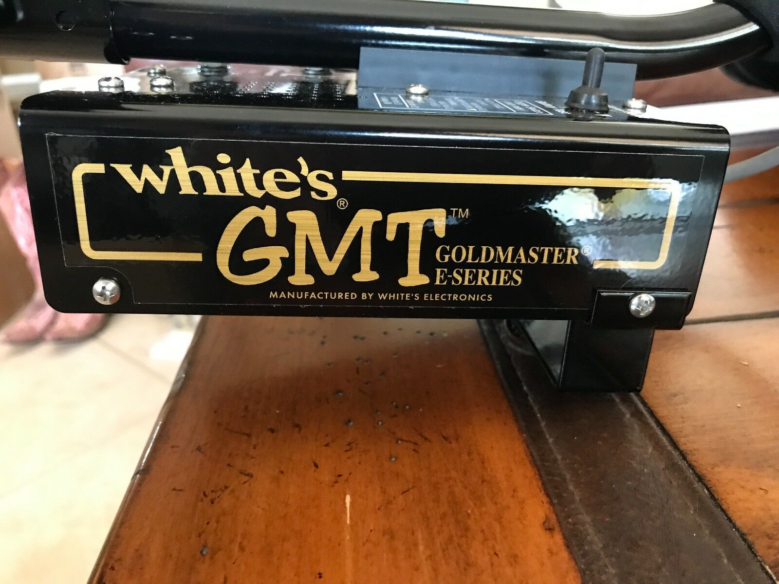 Gold - Whites GMT Metal Detector Excellent Condition