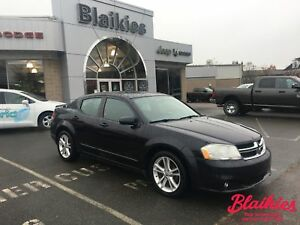 2011 Dodge Avenger SXT | SUNROOF | HEATED SEATS |