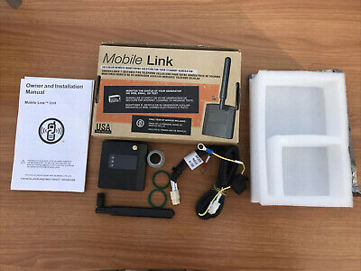 Generac Mobile Link Cellular Remote Monitoring For Standby Generator