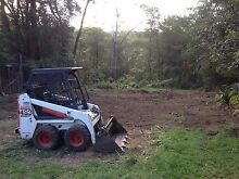 Bobcat and tipper hire (FREE QUOTES) landscaping/earthworks Penrith Penrith Area Preview