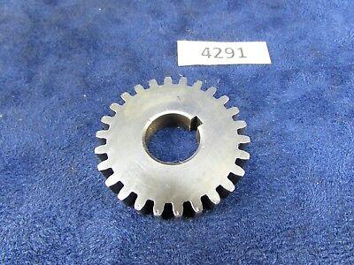 Clausing 5914 Metal Lathe Qc Gear Box 26t Cone Gear 341-093 4291