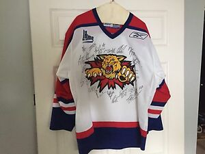 Moncton Wildcats 2010 President Cup Winners