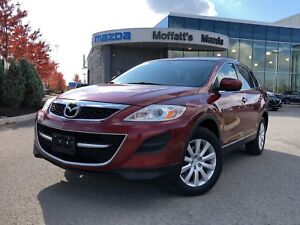 2010 Mazda CX-9 GS-L AWD GS-L LEATHER, SUNROOF, HEATED SEATS, BA