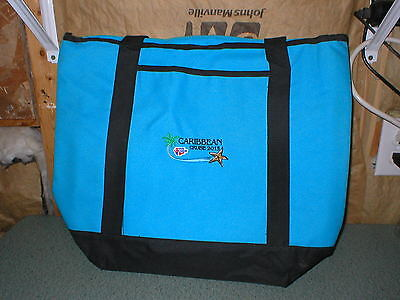 2013 Car Quest Royal Caribbean International Cruise Lines Tote Bag Travel