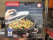 Electric sunbeam wok Sunbury Hume Area Preview