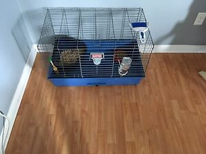 Rabbit cage in excellent condition