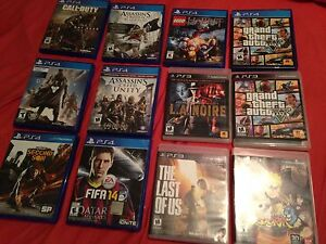 Cheap PS4 - PS3 Games for sale