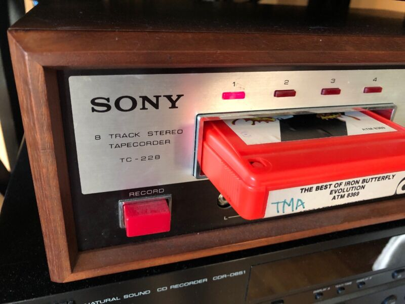 """Sony TC-228 """"REPAIR SERVICE"""" or other types."""