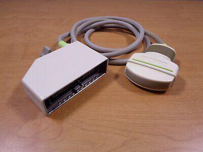Toshiba Pvf-375mt Convex Ultrasound Probe 3.75mhz