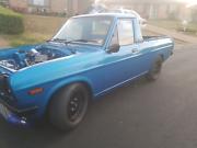 Datsun 1200 ute 10k firm Richmond Hawkesbury Area Preview