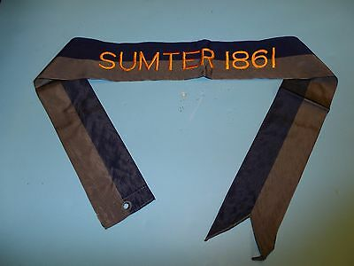 rst053 Civil War US Army Flag Streamer Sumter 1861