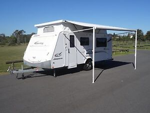 Amazing Pop top caravan in brand new condition Carindale Brisbane South East Preview