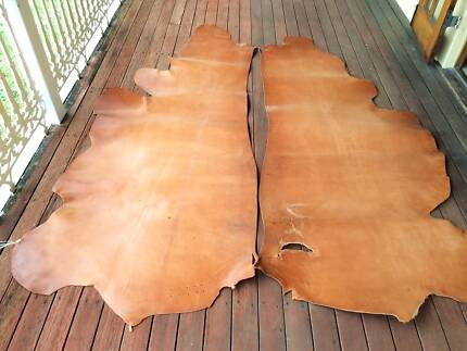 Tanned Leather for Sale Glamorgan Vale Ipswich City Preview