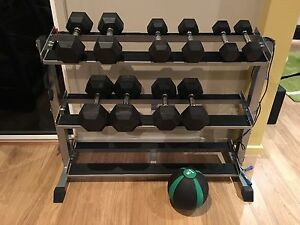 Home Gym Equipment Merewether Newcastle Area Preview