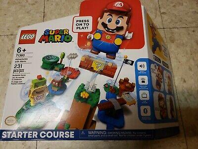 LEGO Super Mario Adventures with Mario Starter Course 71360 Building Kit, (231 …