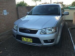 7 Seater 2010 Ford Territory SY TS Wagon  excellent S/wagon Blacktown Blacktown Area Preview