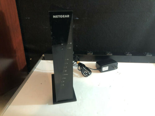 NETGEAR C6300  Dual-Band AC1750 Router Cable Modem *READ FULL AD*