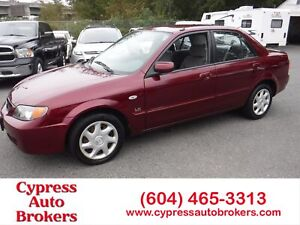 2003 Mazda Protege LX (New Tires & Great Shape)