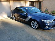 2008 FG FORD FALCON XR6 TURBO Medowie Port Stephens Area Preview
