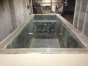 Plunge pool fibreglass shell HAS TO GO TODAY MOVING!! Botany Botany Bay Area Preview