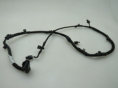 Orginal VW Touran 5T Parking Sensor Cable Set Pdc Bumper Rear 5TA971104