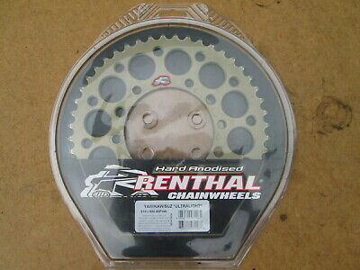 <em>YAMAHA</em> R1 98 14 RENTHAL ULTRALITE 520 48T REAR SPROCKET