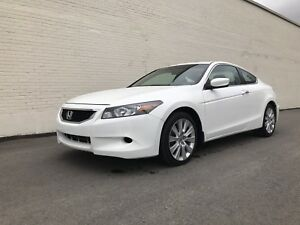 Honda Accord EXL coupe 2010 NAVI Bluetooth
