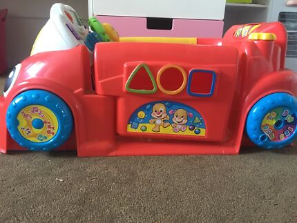Fisher Price learn and explore car