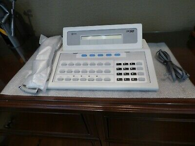 MITEL SX50 CONSOLE P/N 9104-060-102-SA MINT CONDITION