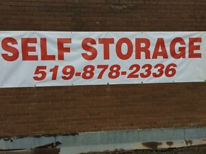 Strathroy Winter Storage