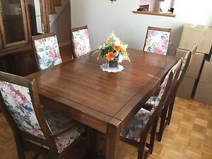 Dining rooms set