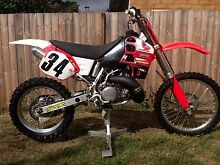 Honda CR500 1995 model Blue Mountains Preview