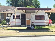 Pop top jayco 93 great condition 10000 negotiable Gosnells Gosnells Area Preview