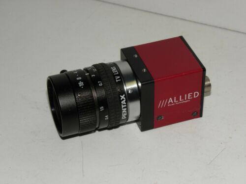 Allied Vision Technologies Guppy GF080B with Pentax TV Lens