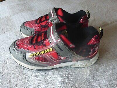 Disney Star Wars Sportschuhe Disney Star  Turnschuhe Sneaker Größe 32 für