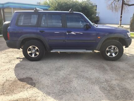 """Nissan Patrol AUTO Dual Fuel """"FREE 1 YEAR WARRANTY"""" Welshpool Canning Area Preview"""