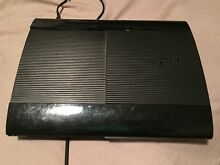 PlayStation 3 with 3 games Palmyra Melville Area Preview