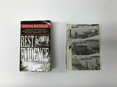 BEST EVIDENCE By David S. Lifton      with All 32 Pages of Shocking (Best Evidence David Lifton)