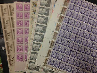 $100 Face Value UNUSED US POSTAGE STAMPS united states uncancelled 1c-49c