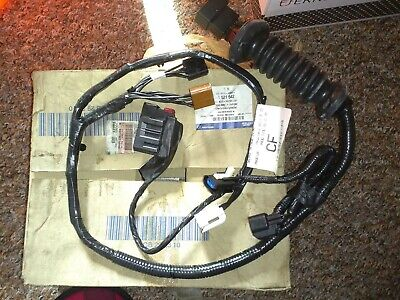 New GENUINE FORD TRANSIT 2006 mk7 DRIVERS F/O/S DOOR WIRING LOOM HARNESS 1521542