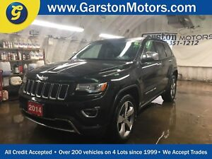 2014 Jeep Grand Cherokee LIMITED*4WD*NAVIGATION*PANORAMIC SUNROO