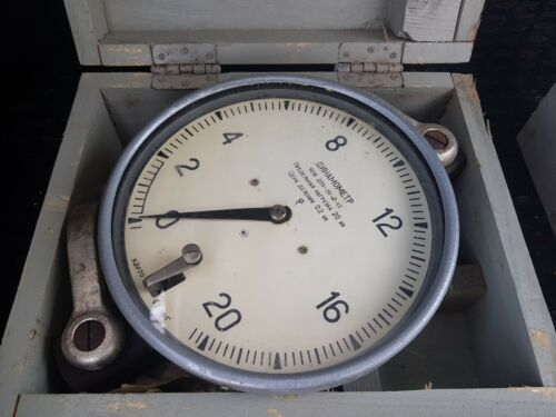 Dynamometer 0-2 tons