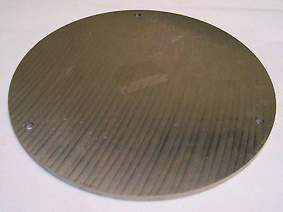 2 Aluminum Discs 38 Thick X 14 38 Dia. Mic-6 Cast Tooling Plate Disk