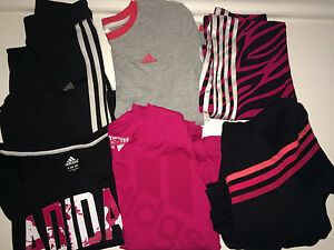 Girls Clothing Lot # 2 - ALL Adidas, size 9/10