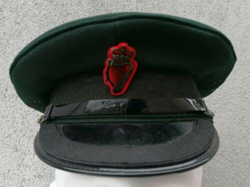 ROYAL ULSTER CONSTABULARY INSPECTORS CAP, IRISH POLICE, RUC, RIC, IRELAND