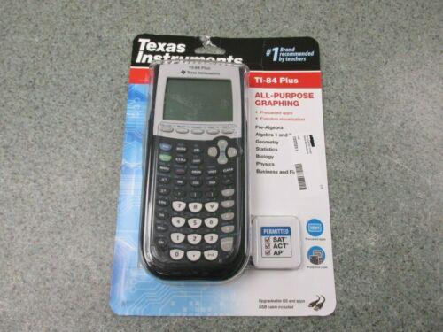 Texas Instruments TI-84 Plus All Purpose Graphing Calculator