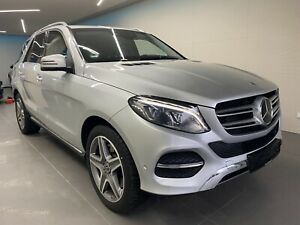 Mercedes-Benz  GLE 500 4Matic VR6 Guard Werks Panzer Armored