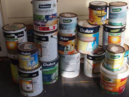 Tins of Paint Meadows Mount Barker Area Preview