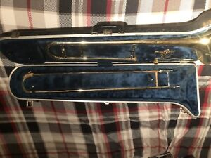 Blessing trombone with Dennis wick mouthpiece & more $150 obo