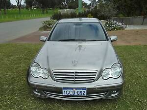 2006 Mercedes-Benz C180 Sedan with AMG sports pack Wangara Wanneroo Area Preview